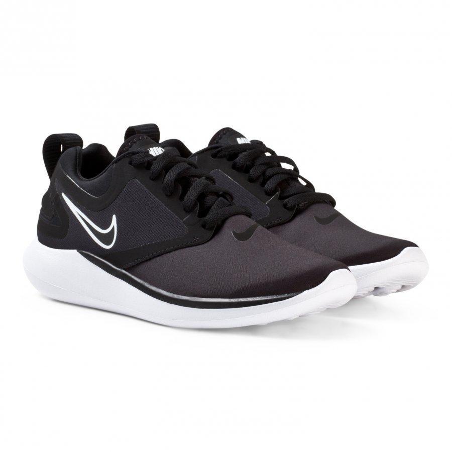 Nike Black Junior Lunarsolo Running Trainers Lenkkarit