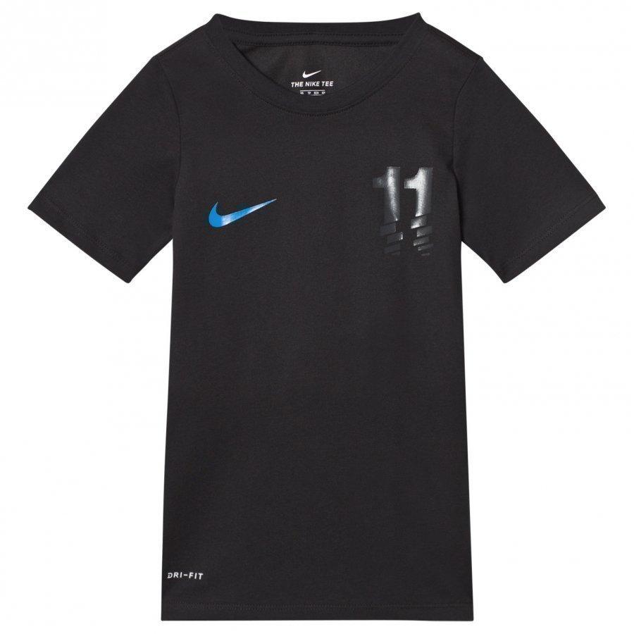 Nike Black Neymar Dry Tee T-Paita