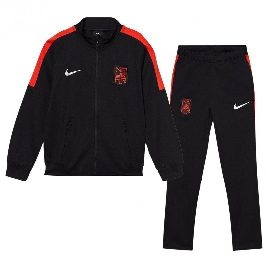 Nike Black Neymar Squad Set Urheilushortsit