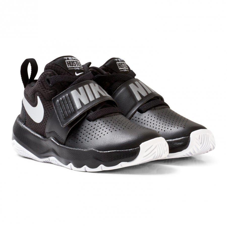 Nike Black Nike Team Hustle D Sneakers Urheilukengät