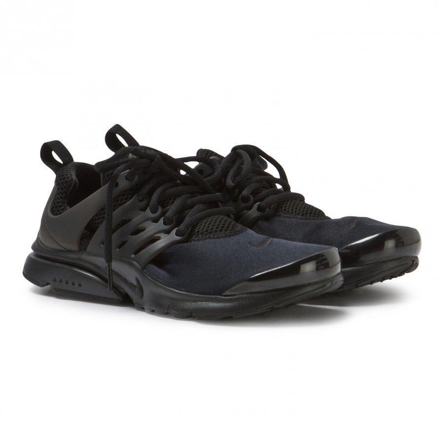 Nike Black Presto Junior Trainer Lenkkarit