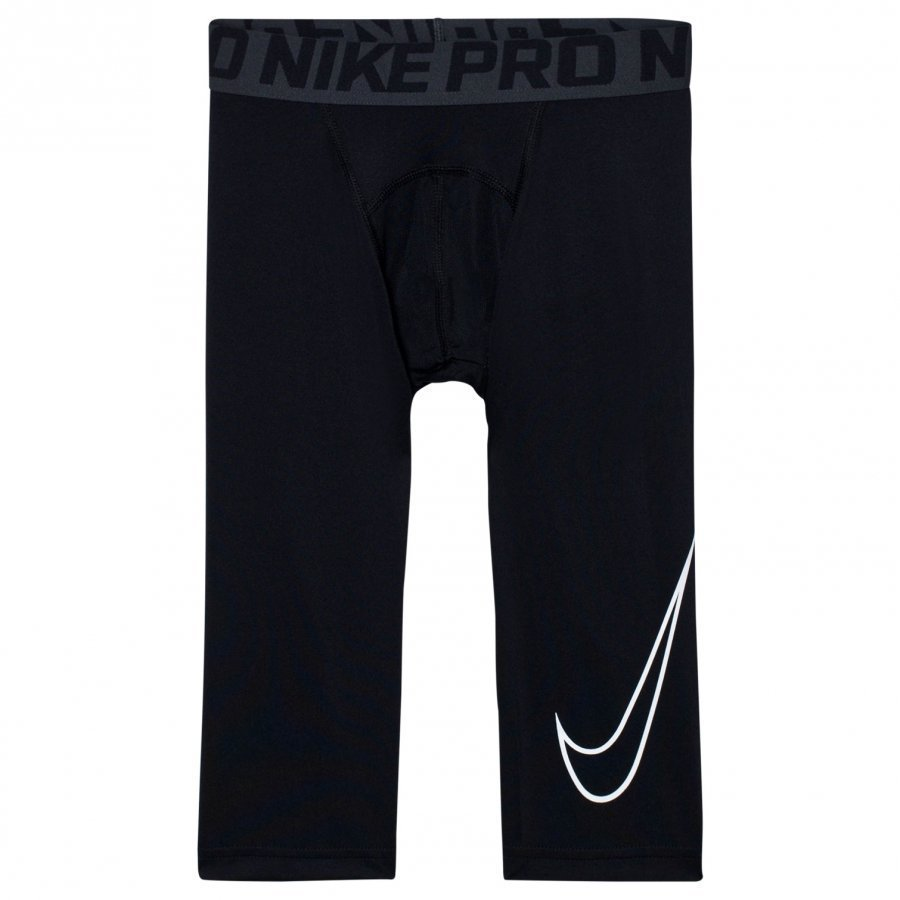 Nike Black Pro Cool Compression Capri Kerraston Alaosa