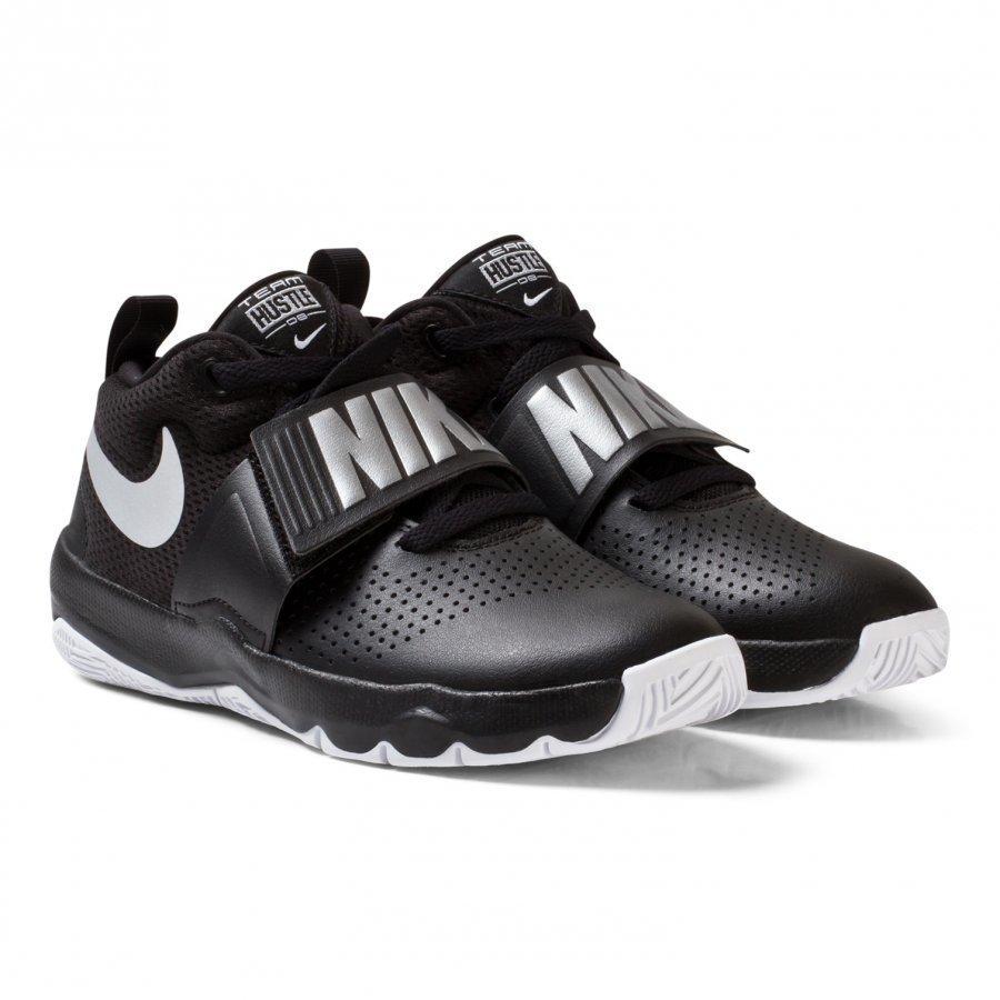Nike Black Team Hustle Shoe Urheilukengät