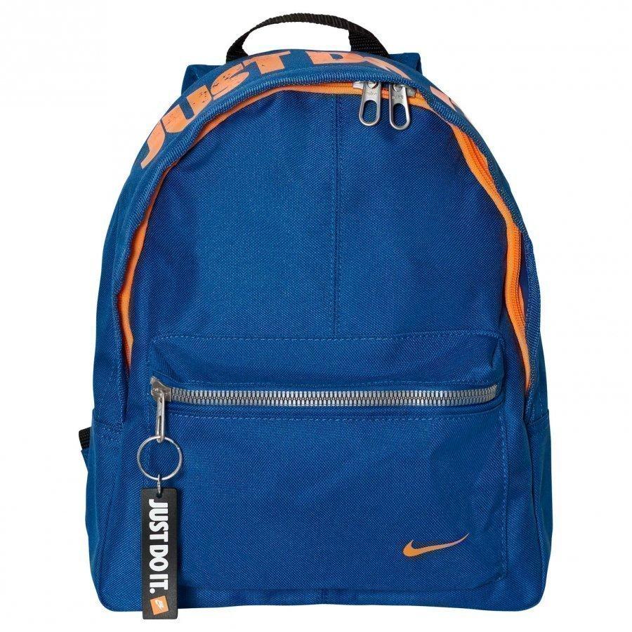 Nike Blue Classic Backpack Reppu
