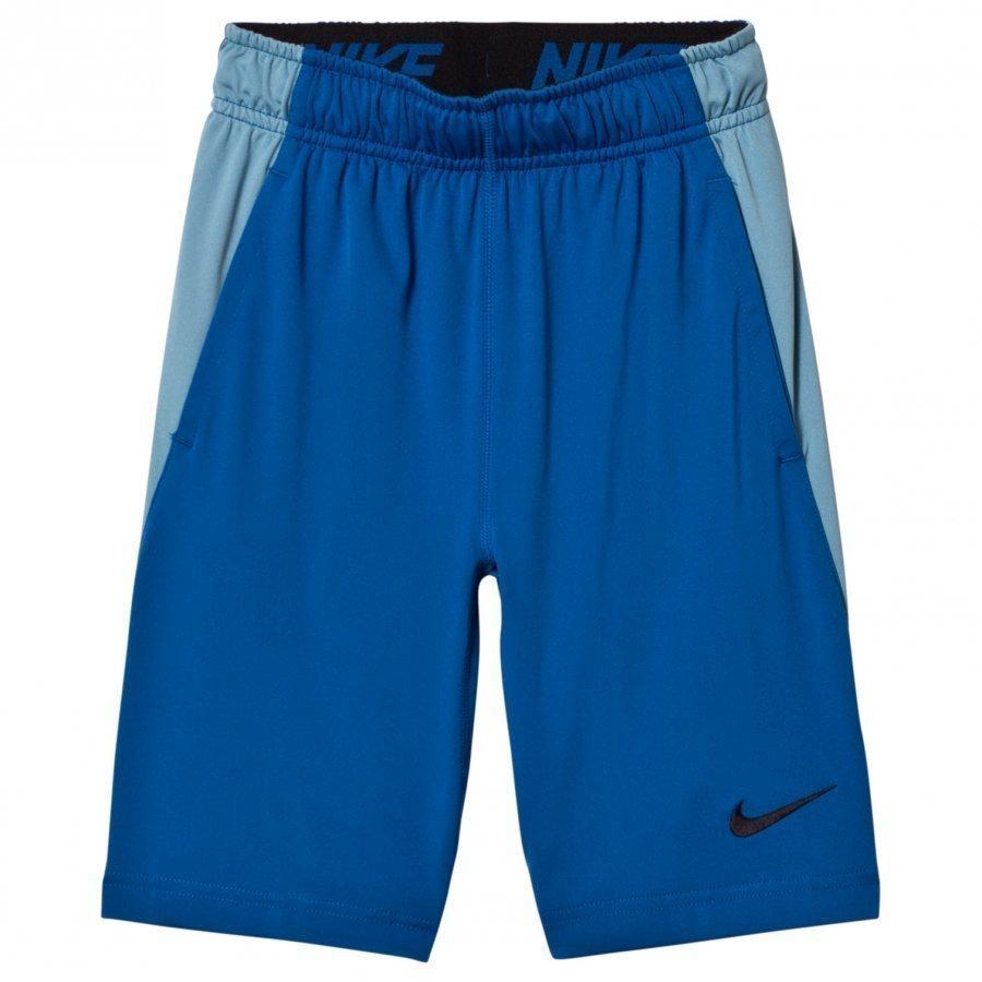 Nike Blue Dry Fly Junior Short Urheilushortsit