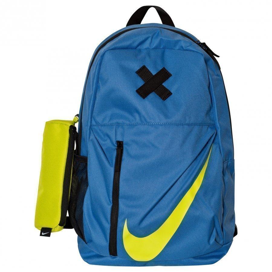 Nike Blue Elemental Backpack Reppu