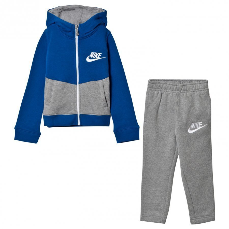 Nike Blue Jay Fleece Track Suit Verryttelyasu