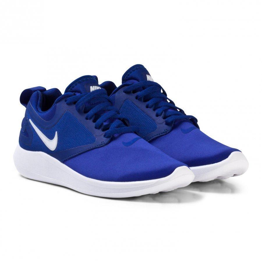 Nike Blue Junior Lunarsolo Running Trainers Lenkkarit