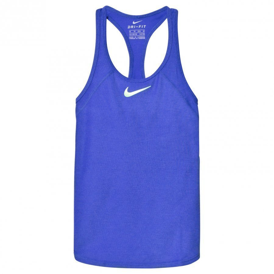 Nike Blue Tennis Slam Tank Top Liivi