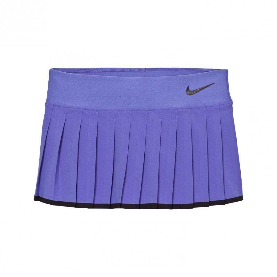 Nike Blue Victory Tennis Skirt Kellohame