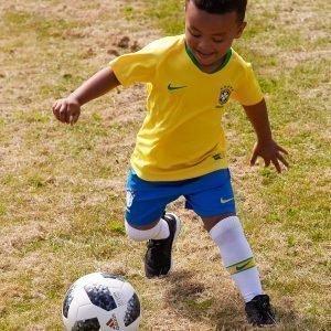 Nike Brazil 2018 Home Kit Kulta