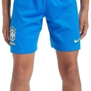 Nike Brazil 2018 Home Shorts Sininen