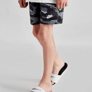 Nike Camo Woven Uimashortsit Camo / Grey
