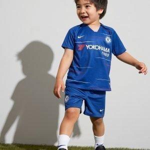 Nike Chelsea Fc 2018/19 Home Peliasu Ennakkotilaus Sininen