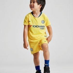 Nike Chelsea Fc 2018/19 Vierasasu Keltainen