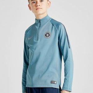 Nike Chelsea Fc Squad Drill Track Top Sininen