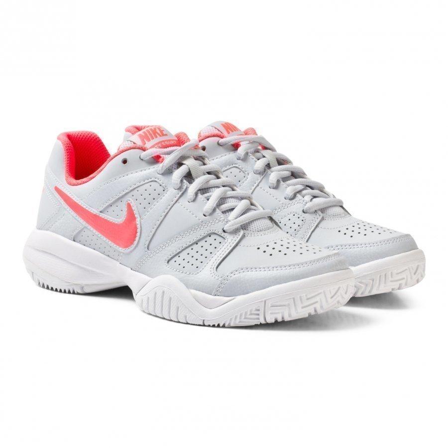 Nike City Court 7 Junior Tennis Shoe White Urheilukengät