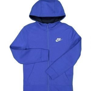 Nike Club Full Zip Collegetakki