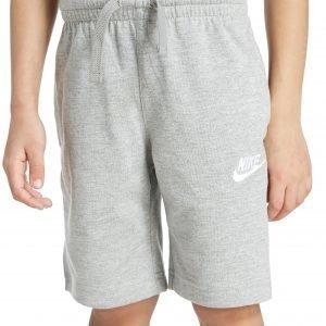 Nike Club Jersey Shortsit Harmaa