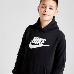 Nike Club Logo Huppari Musta