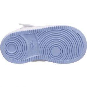 Nike Court Borough Mid Toddler Kengät Lasten Valkoinen