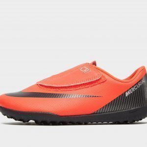 Nike Cr7 Chapter 7 Mercurial Club Tf Punainen