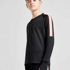 Nike Cr7 Crew Sweatshirt Musta