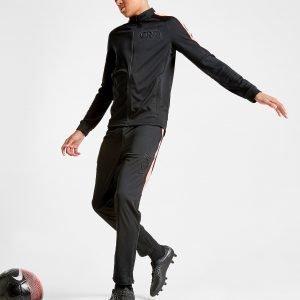 Nike Cr7 Tracksuit Musta