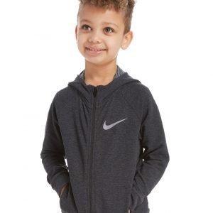 Nike Dri-Fit Full Zip Hoodie Harmaa