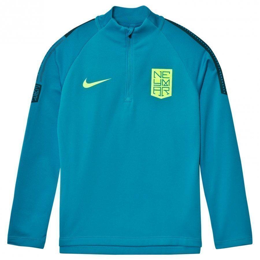 Nike Dry Neymar Squad Drill Top Blue Treenipaita