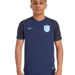 Nike England 2017 Away Shirt Laivastonsininen