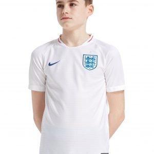 Nike England 2018 Home Shirt Valkoinen