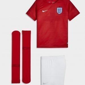 Nike England 2018 Vieraspeliasu Punainen