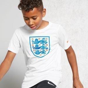 Nike England Crest T-Shirt Valkoinen