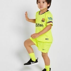 Nike Fc Barcelona 2018/19 Away Kit Infant Volt