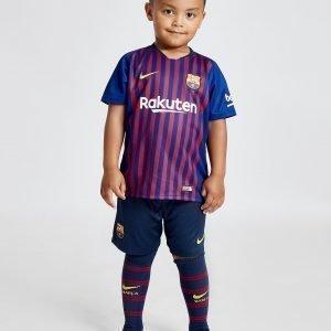Nike Fc Barcelona 2018/19 Kotiasu Sininen
