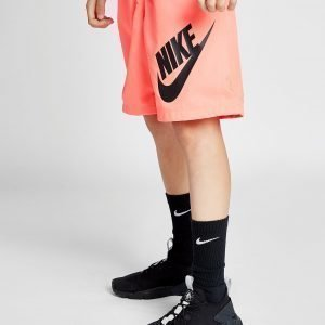 Nike Flow Woven Shorts Oranssi