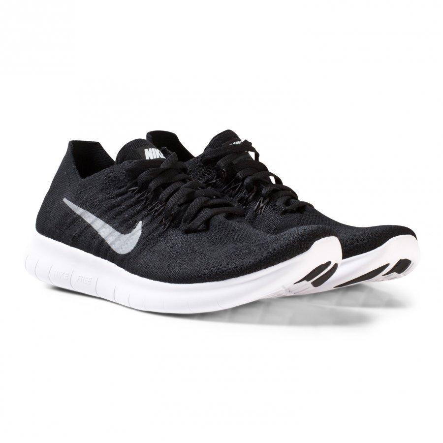 Nike Flyknit 2 Free Run Junior Trainer Black Urheilukengät