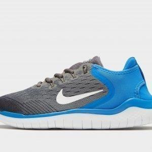 Nike Free 2018 Harmaa