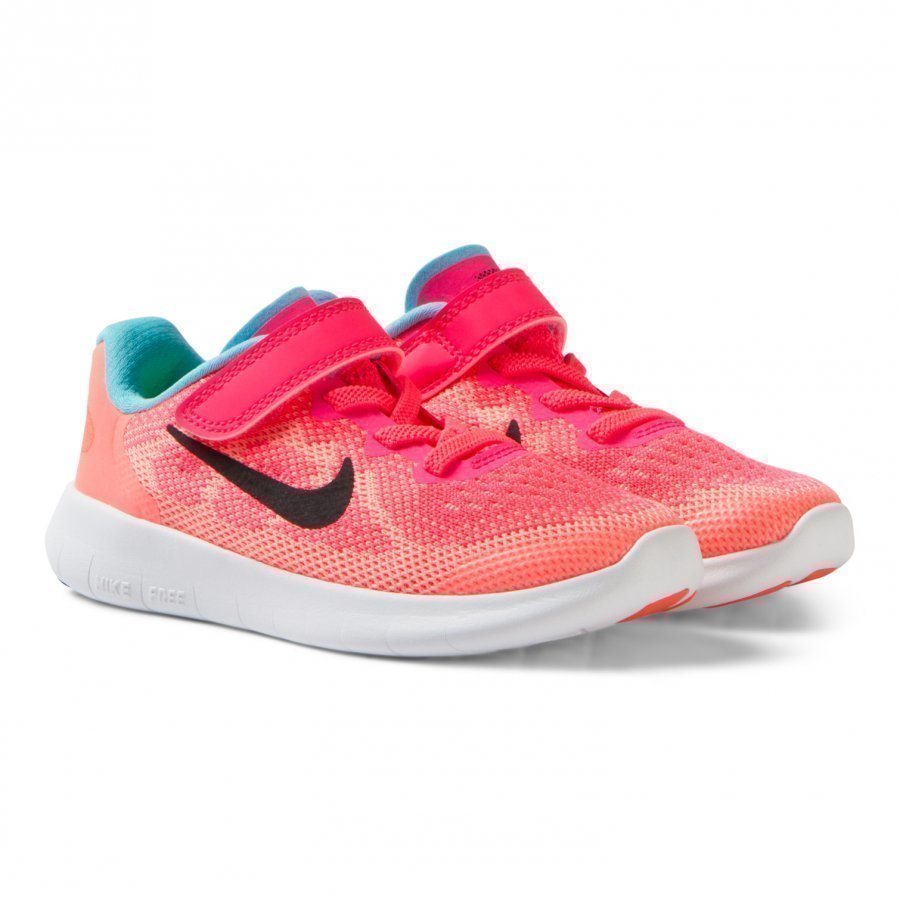 Nike Free Rn 2 2017 Psv Sneakers Racer Pink/Lava Glow Urheilukengät