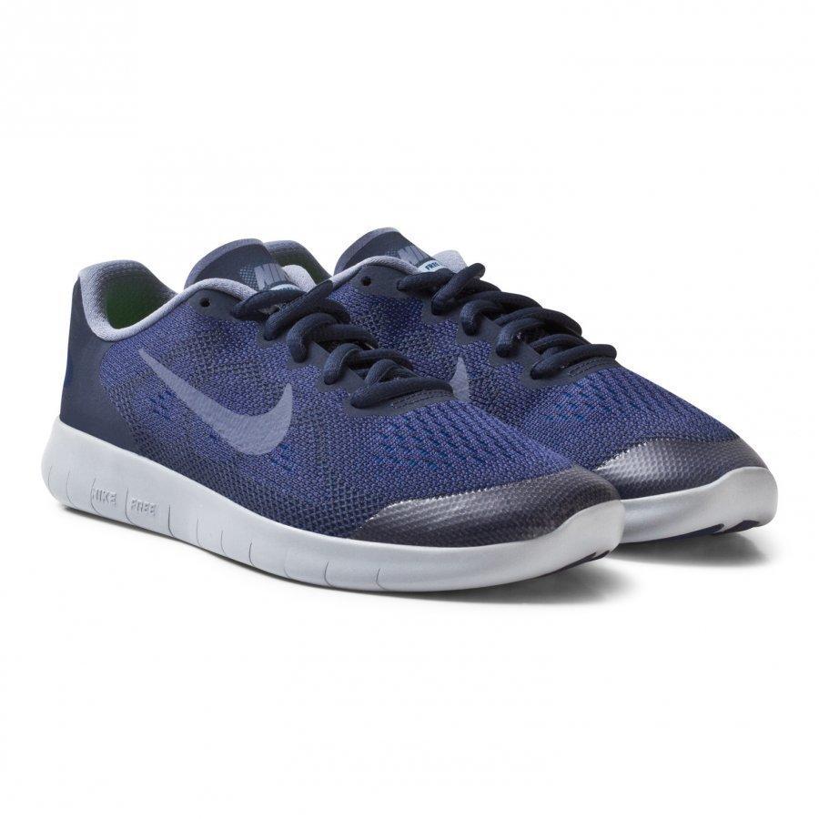Nike Free Rn 2 Junior Shoe Binary Blue Urheilukengät