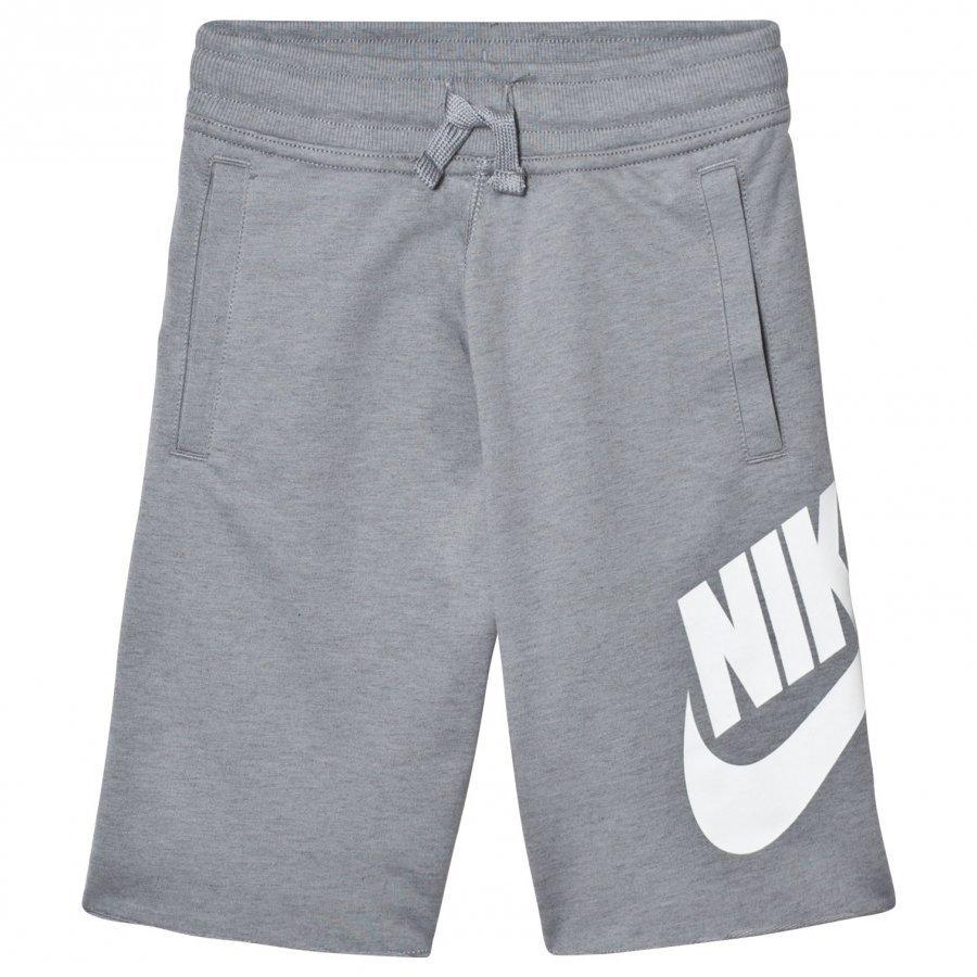 Nike Grey Shorts Oloasun Shortsit
