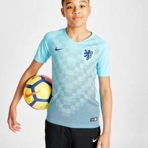 Nike Holland 2018 Away Paita Sininen