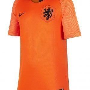 Nike Holland 2018 Home Paita Oranssi