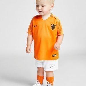 Nike Holland 2018 Home Peliasu Oranssi