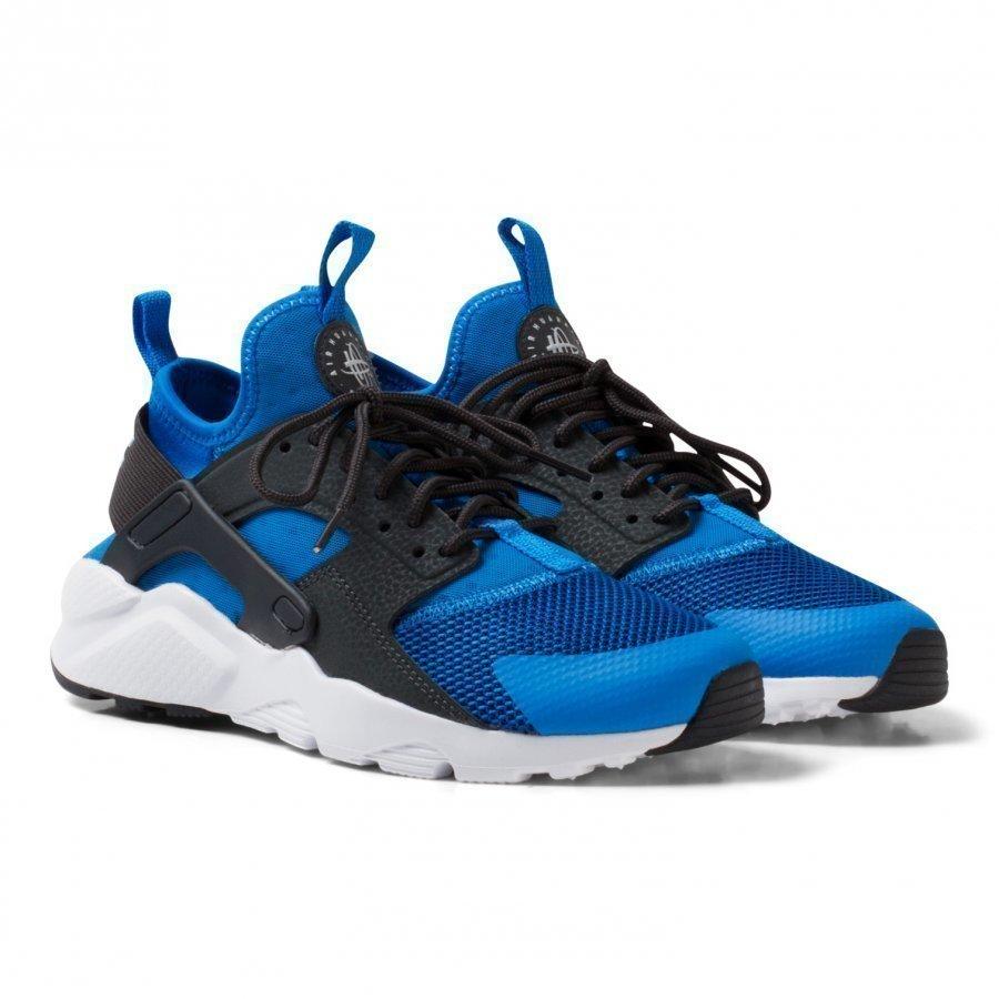 Nike Huarache Run Ultra Sneakers Photo Blue/Anthracite Lenkkarit