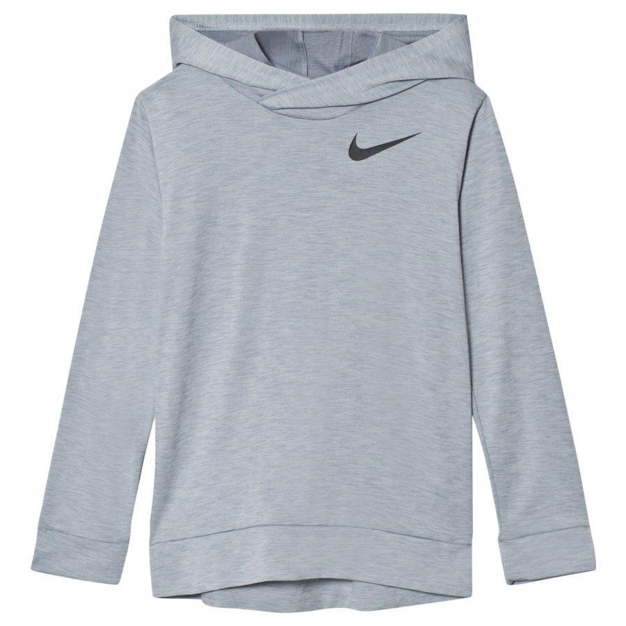 Nike Hyper Dry Training Hoodie Grey Huppari