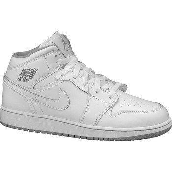 Nike Jordan 1 Mid BG 554725-112 korkeavartiset kengät