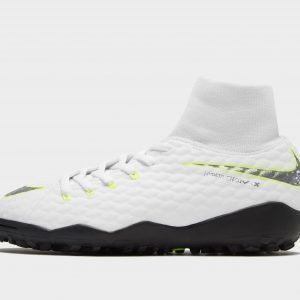 Nike Just Do It Hypervenom Club Dynamic Fit Tf Valkoinen