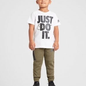 Nike Just Do It T-Shirt Valkoinen